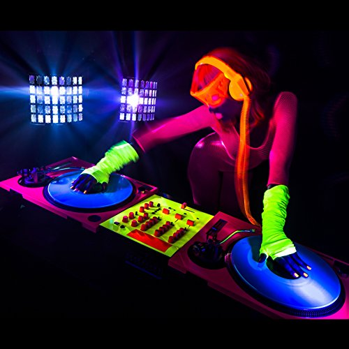 Glow Party UV Blacklight Glow Paint-Face Body Paint-UV Reactive Neon Glow Makeup...