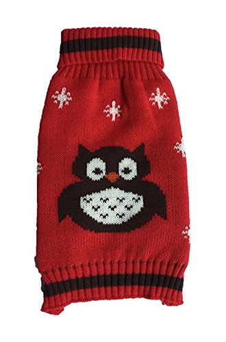 Costume Halloween 2016 Uk (Uniquorn 2016 New European And American Popular Pet Clothing Owl Pattern Pet Sweater Halloween Dog Sweater Pet Supplies)