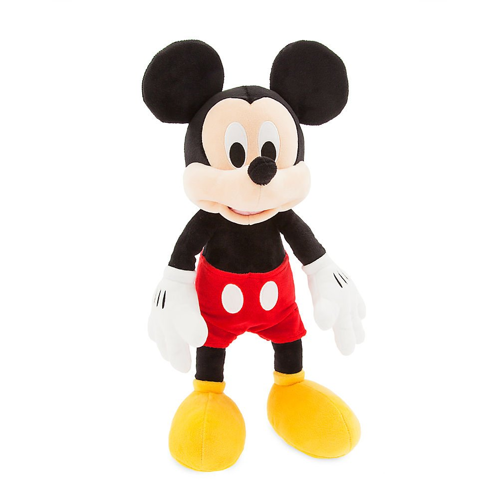 Disney Mickey Mouse Plush - Medium - 17 Inch