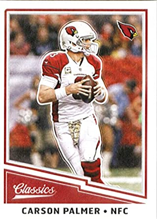 Amazon.com  2017 Panini Classic  93 Carson Palmer Arizona Cardinals ... 715301854