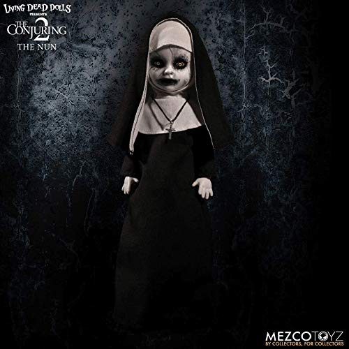 Mezco The Nun The Conjuring 2 Living Dead Dolls Presents -