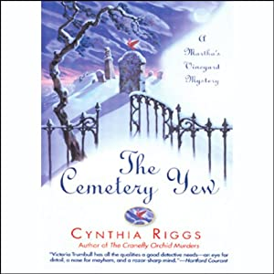 The Cemetery Yew Audiobook