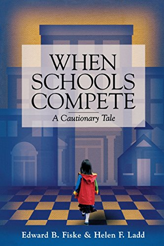 When Schools Compete: A Cautionary Tale