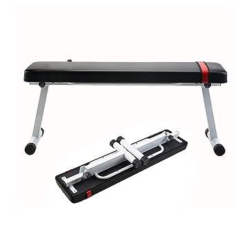 Bancos ajustables Fitness Utility Banco De Entrenamiento Con Pesas Plegable, Sit Up AB Banco Inclinado