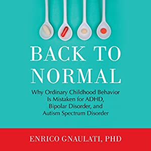 Back to Normal Audiobook