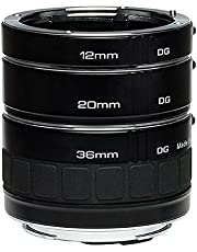 Stark reduziert: Kenko DG Nahringe 12/20/36mm Canon EF AF in schwarz und mehr