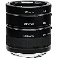 Kenko Teleplus DG AF Extension Tube 36+20+12 for Canon EOS