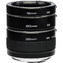 Kenko DG Auto Extension Tube Set for the Canon EOS AF Mount Deals