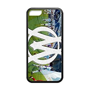 LINGH Five major European Football League Hight Quality Protective Case for Iphone 5c