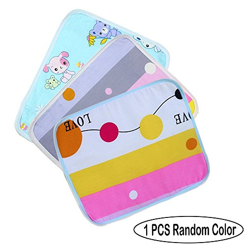 Home Popular Reusable Baby Infant Waterproof Urine Mat Cover Burp Changing - Reviews Next Day Mattress