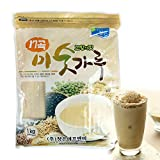 ROM AMERICA Korean 17 Roasted Grains Powder (Misugaru) 2.2 Pound Mixed Grains Tea 미숫가루