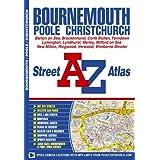 Bournemouth Street Atlas (A-Z Street Atlas)by Geographers A-Z Map...