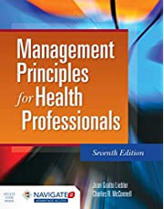 Management Principles for Health Professionals + Navigate 2 Advantage Access