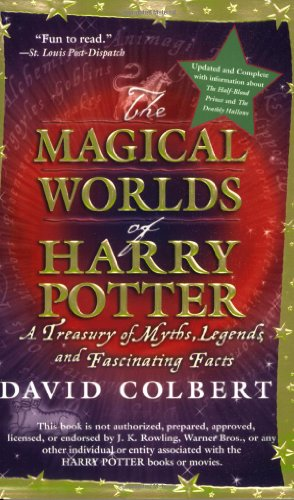 The Magical Worlds of Harry Potter (revised edition) – HPB