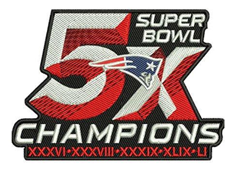 super bowl champions patch - 7