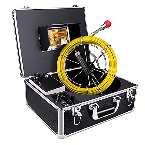 Pipe Pipeline Inspection Camera