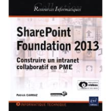 Sharepoint foundation 2013