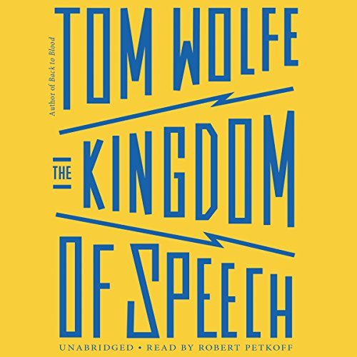 The Kingdom of Speech by Hachette Audio