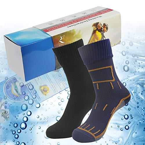 [ SGS認定]ランディ?Sunユニセックス防水通気性ハイキング/トレッキング/スキーソックス