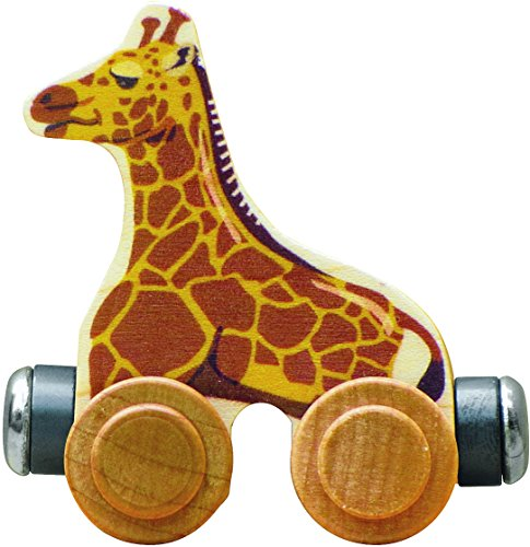 NameTrain - Jordan Giraffe - Made in USA made in New England