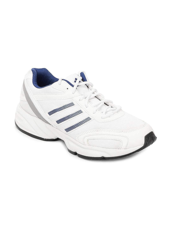 Adidas Desma M L12376 Men White/Blue Sports Shoes