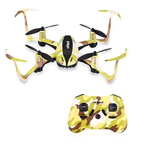 Virhuck T915 Headless Quadcopter Camouflage product image