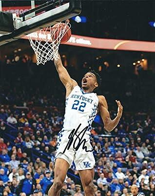 Autographed Shai Gilgeous-Alexander 8x10 Kentucky Wildcats Photo