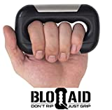 remover of obstacles BloQaid Hand Callus Remover-Helps file down and maintain hand calluses for CrossFitters, weightlifters, gymnasts, calisthenic athletes, rock climbers, and even pole dancers. Don't Rip.Just grip.