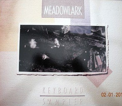 Meadowlark Keyboard Sampler 1987