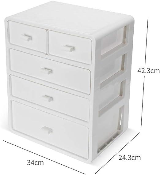 Organizadores de cajones Caja de almacenamiento de almacenamiento ...