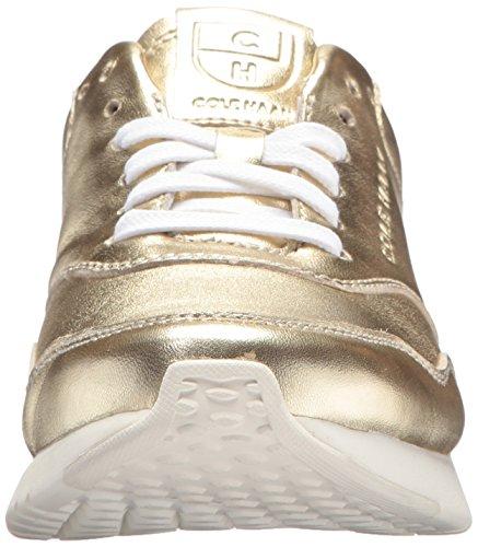 Grandpro Metallic Gold Soft Cole Women's Haan Runner qCIECwZO