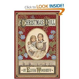 Christmas Doll Elvira Woodruff