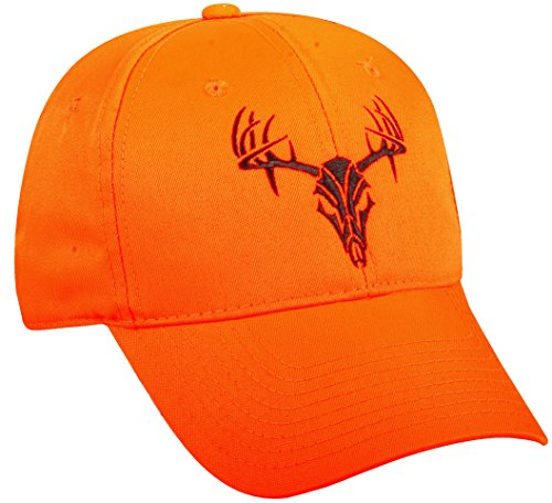 74c285a9ec875 Outdoor Cap Skull Blaze Orange