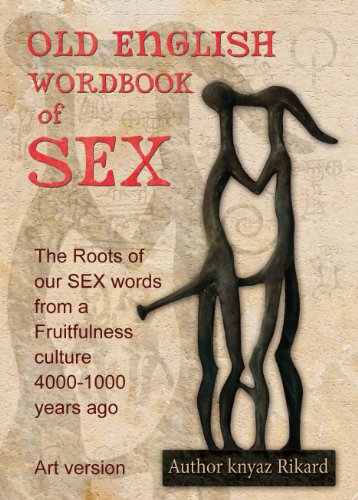 Word Book of Sex