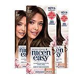 Clairol Nice'N Easy Crème 3 Brown Black (3 Kits)