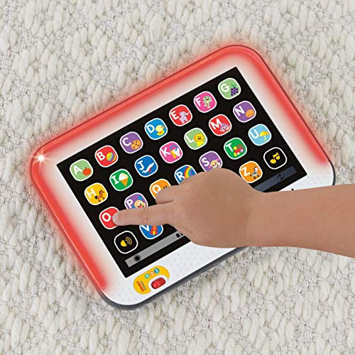51VqrYO00yL - Fisher-Price Laugh & Learn Smart Stages Tablet