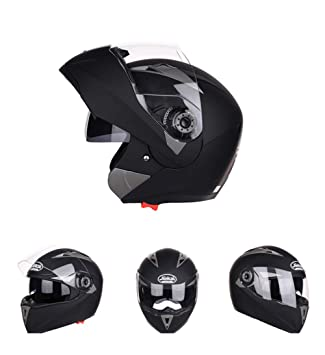 Goolife Motocicleta Crash Modular Helmet High Safety- JIEKAI Full Face Racing Casco De La Motocicleta