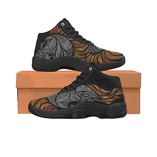 D-story Skull Basketball Zapatos Zapatillas Para Correr Boost Sneakers