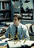 Iconic Images The X-Files TV Show Print PP David Duchovny Fox Mulder (11.7' x 8.3')