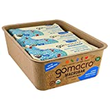GoMacro, Macrobar, Protein Replenishment, Peanut Butter, 12 Bars, 2.3 oz (65 g) - 3PC