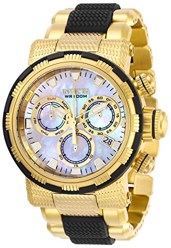 - Invicta Men's Specialty Quartz Watch with Stainless Steel Strap, Two Tone, 30 (Model: 28800)