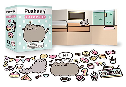 (Pusheen: A Magnetic Kit (RP Minis))