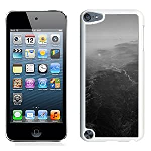New Beautiful Custom Designed Cover Case For iPod 5 With Nature Sky Mountain View Night Flight (2) Phone Case