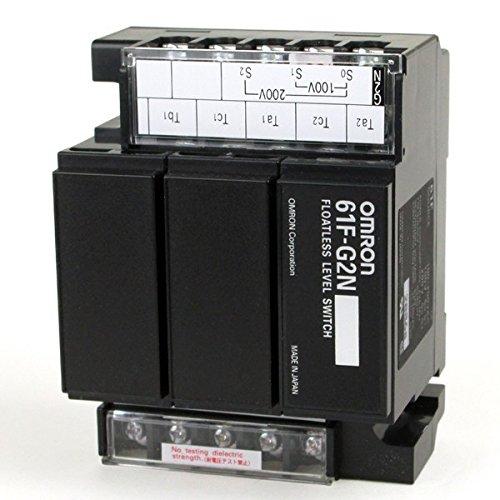 オムロン(OMRON) 61F-G2N AC100/200V フロートなしスイッチ (増水警報自動給排水) NN   B005UWB6CO