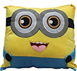 Bubble Hut Minion Cushion Pillow Soft Toy-40 cm
