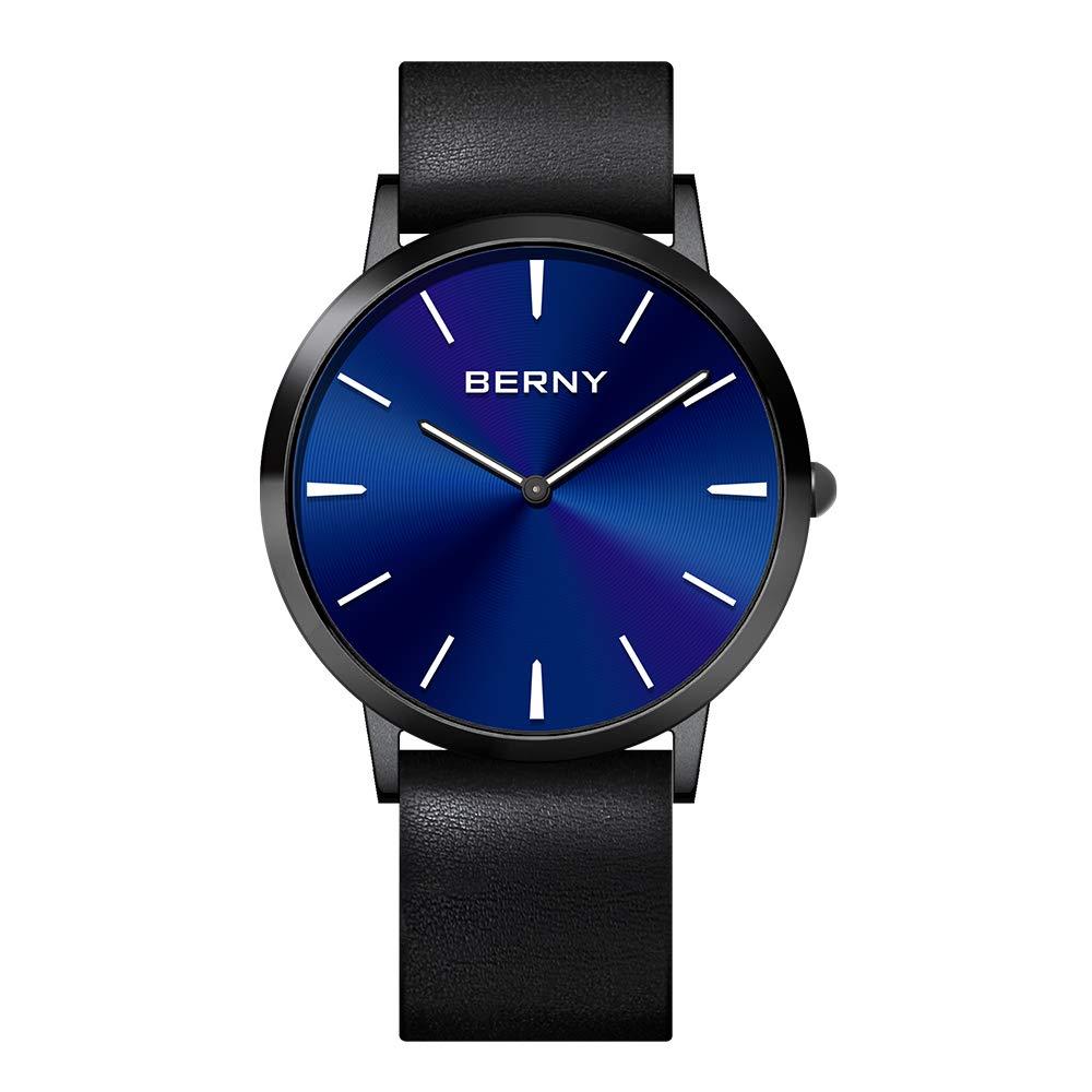 Amazon.com: BERNY Hybrid Smart Watch Series - Smartwatch ...