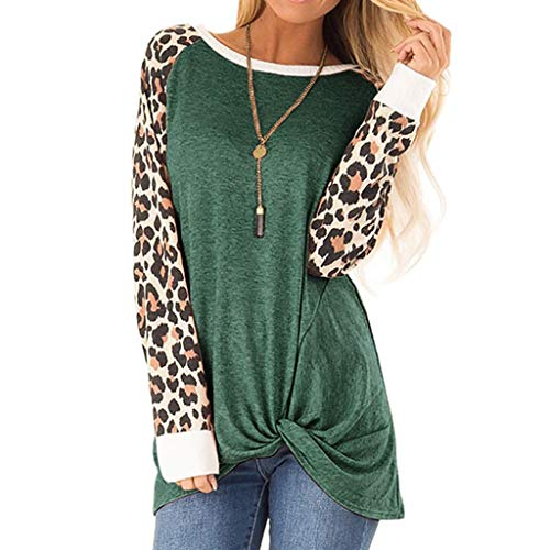 - Gibobby Blouses for Women Work Women's Casual Long Sleeve Shirt Loose Soft Pockets Pullover Blouse Tops Tunics Green
