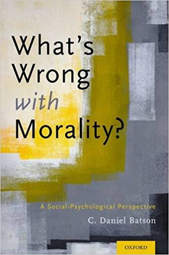 What's Wrong With Morality?: A Social-psychological Perspective Descargar PDF