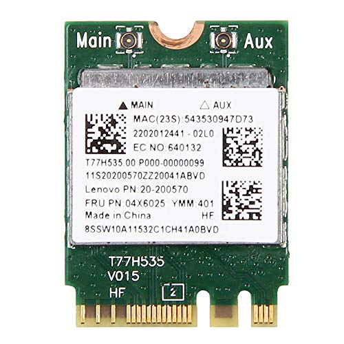 RealTek RTL8723BE NGFF Wlan Wifi BT Bluetooth Card 802 11n for IBM Lenovo  04X6025