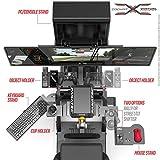 Extreme Simracing Racing Simulator Cockpit With All